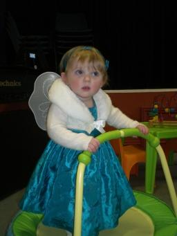 Fairies, Age 1