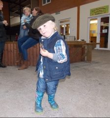 Farmyard, Age 2