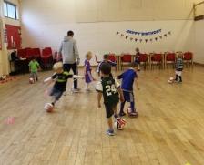 Football, Age 5