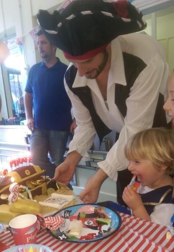 Pirates, Age 3
