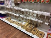 Wooden Letters - Asda £1 each