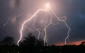 Thunder and Lightening - Astraphobia